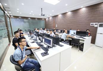 软件培训室
