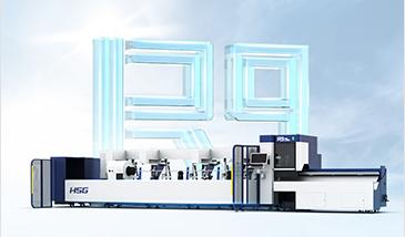 发布R9专业坡口激光切管机
